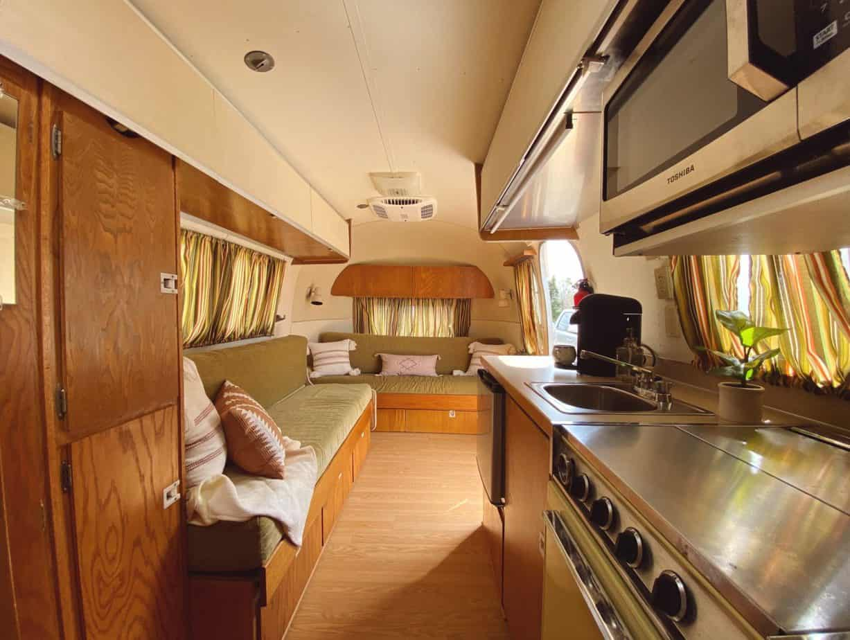 1967 Airstream Globetrotter 7